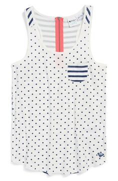Roxy 'Love Is Mine' Tank Top (Big Girls) available at #Nordstrom