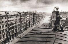 Defense of Moscow 1941. Photo Naum Granovsky.