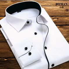 Cheap Dress Shirts on Sale at Bargain Price, Buy Quality Dress Shirts from China Dress Shirts Suppliers at Aliexpress.com:1,Sleeve Length:Full 2,Shirts Type:Dress Shirts 3,Model Number:AM702 4,Collar:Turn-down Collar 5,Item Type:Shirts