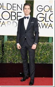Looks Globo de Ouro 2017. -  WestinMorg / Blog de Moda Masculina e Variedades