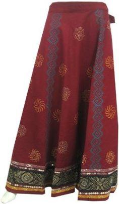 Silk Wrap Skirt, White Skirt, Long Skirt, Colorful Skirt, Boho ...