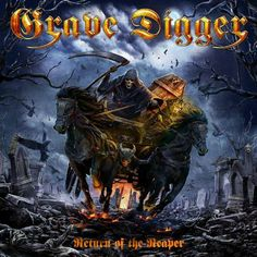 Grave Digger Reveal New Album Cover, Title & Release   Germany's legendary Teutonic Heavy Metal Band Grave Digger have revealed the album cover and title of their new album to be released this Summer.