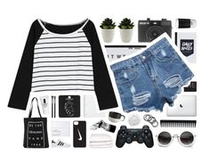 it's our paradise and it's our war zone by silvanacavero on Polyvore featuring Vans, Topshop, NIKE, H&M, MAC Cosmetics, NARS Cosmetics, Aesop, Clinique, GHD and Crate and Barrel
