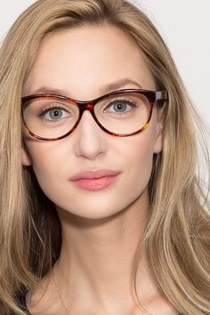 497def76ad6 Sofia Tortoise Acetate Eyeglasses from EyeBuyDirect. A fashionable frame  with great quality and an affordable