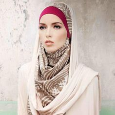 Femmes voilée musulmane - Muslim Woman with Hijab 25 Islamic fashion