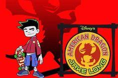 Show: American Dragon Jake Long! :D