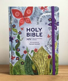 NIV Journalling Bible – ben and hannah dunnett