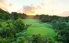 Hole #12 - Prince Course at Princeville Golf Club Visit: www.princeville.com