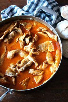 Bifana Recipe, My Best Recipe, Pork Recipes, Lunch Recipes, Cooking Recipes, Healthy Recipes, Food C, Good Food, Yummy Food