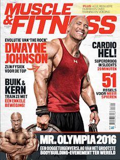 3x Muscle & Fitness € 12,50: Muscle & Fitness is een onmisbaar blad voor iedereen die serieus bezig is met de spieropbouw van zijn lichaam. Neem nu een abonnement met korting op de eerste drie nummers!