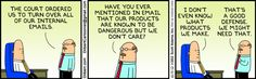 Another great Dilbert cartoon