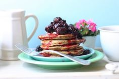 Kick the Corn Syrup! Six Fresh Ways to Top your Pancakes