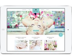 Pour L'amour Wedding Consultants // Web by Iwona Kulińska, via Behance Wedding Consultant, Behance, Wedding Website, Wedding Designs, Web Design, Love, Behavior, Design Web, Website Designs