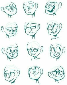 Drawing Cartoon Characters Animation Sketches Best Ideas, Drawing C.You can find Animation and more on our . Cartoon Faces Expressions, Drawing Cartoon Characters, Drawing Expressions, Character Drawing, Cartoon Expression, Drawing Cartoon People, Drawing Cartoons, Animation Character, Cartoon Drawing Styles