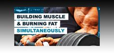 Carb-Cycling – Building Muscle And Burning Fat Simultaneously: Is It Possible? Burn Fat Build Muscle, Increase Muscle Mass, Gain Muscle, Cycling Diet, Carb Cycling, Best Keto Diet, Keto Diet Plan, Key To Losing Weight, How To Lose Weight Fast