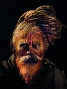 ::: The Travel Photographer :::: Ian Winstanley: Pashupathi Sadhus We Are The World, People Around The World, Around The Worlds, Old Faces, Many Faces, Interesting Faces, Travel Photographer, World Cultures, First World