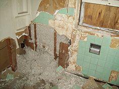 Asbestos Blown In Insulation