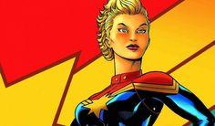 Da #AndyPark una nuova promo art del costume di #CaptainMarvel