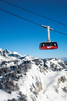 Jackson Hole, Wyo. is my favorite place to ski, with so many ways to test yourself.  Love it!