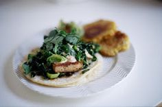 "the veganette: Guest Blogger: KM's Blackened Tofu ""Fish"" Tacos with Chipotle Aioli"