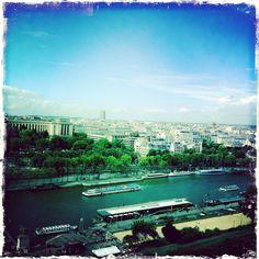 The river in Paris