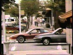 1987 Pontiac Sunbird Commercial