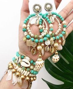 Earrings and bracelets sets, Long Tassel Earrings, Fancy Earrings, Women's Earrings, Gypsy Bracelet, Bracelet Set, Fashion Earrings, Fashion Jewelry, Beaded Jewelry Patterns, Ear Jewelry