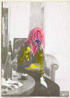 Sigmar Polke. Untitled. c. 1973