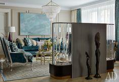 Квартира в Москве: дизайн интерьеров от Виктории Смирновой на фото | AD Magazine