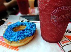Coolata y dunkin en Dunkin' Coffee