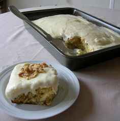 QUICK BANANA CAKE | The Southern Lady Cooks