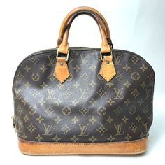47ef2ca1bc AUTHENTIC LOUIS VUITTON Monogram Alma (old model) Tote Hand Bag M51130  #fashion #clothing #shoes #accessories #womensbagshandbags (ebay link)