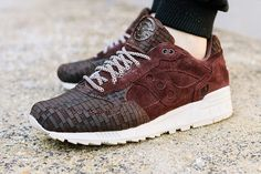 Saucony Shadow 5000 (Bricks)