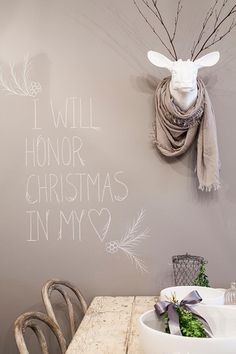 I will honor Christmas in my heart and try to keep it all the year. —Charles Dickens image via Tiffany Mitchell at Finderskeepers Ma...