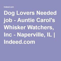 positions love Naperville, Illinois