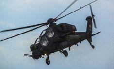 Afrin'de Düşen Türk Helikopteri