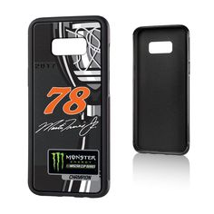 #BFCM #CyberMonday #Fanatics.com - #Strategic Printing Martin Truex Jr 2017 Monster Energy NASCAR Cup Series Champions Galaxy S8 Bump Case - AdoreWe.com
