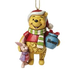 Disney Traditions Winnie the Pooh Hanging Ornament