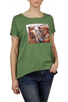 Comprar camiseta-com-estampa-de-dois-cavalos-usenatureza