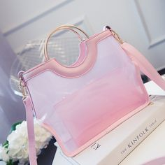 jelly bag transparent