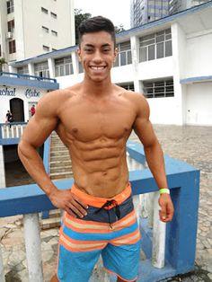 V Ponchet Classic 2015 - Felipe Souza - Men´s Physique Overall ~ Men´s Physique Clube
