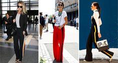 O Novo Luxo Desportivo: As Calças de Riscas Laterais #O #Novo #Luxo #Desportivo: #As #Calças de #Riscas #Laterais | #fashion #estilo #conforto #look #sportchic #musthave #sofisticado #informal #calças #laterais #jogging #TrendyNotes