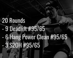 Crossfit Workout Program, Crossfit Workouts At Home, Wod Workout, Crossfit Motivation, Calisthenics Workout, Fit Board Workouts, Workout Programs, Spartan Workout, Crossfit Baby