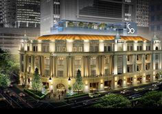 Hotel Sofitel So Singapore (Opening November 2013) - Luxury hotel SINGAPORE - Official Web Site