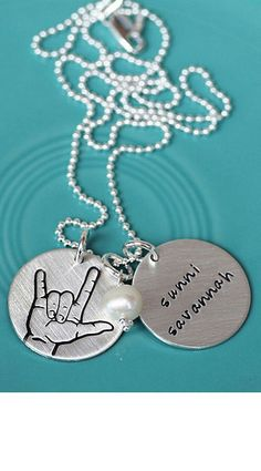 sign language i love you. i want this so badly
