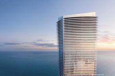 Miami Architecture, Amazing Architecture, Nyc Real Estate, Luxury Real Estate, Condos In Florida, Miami Florida, South Florida, Casa Miami, Miami Residence
