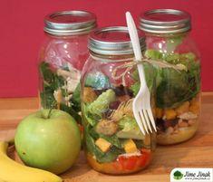 Jak prakticky využít skleničky (od marmelád, medu, oliv aj.) Pesto, Vegetables, Food, Essen, Vegetable Recipes, Meals, Yemek, Veggies, Eten