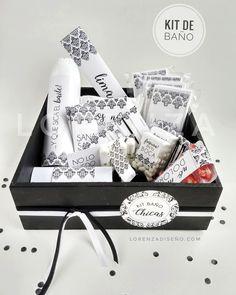 Kit de Baño super personalizado para 15 años! Lorenzadiseño.com / infolorenza@gmail.com