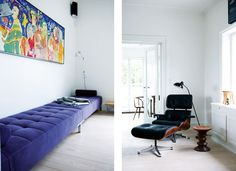 purple and charles eames.