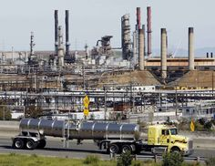 Marin, San Mateo counties sue Big Oil over climate change
